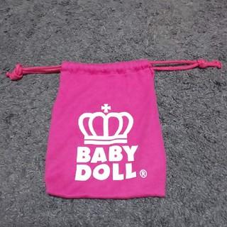 ベビードール(BABYDOLL)のベビードール 巾着袋(ポーチ)