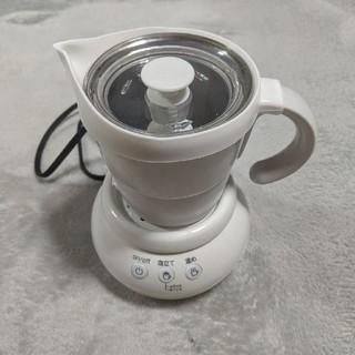 ユーシーシー(UCC)の【値下げ中】UCC ミルクカップフォーマー(コーヒーメーカー)