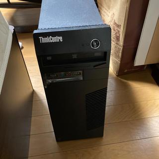 レノボ(Lenovo)のlenovo M73(デスクトップ型PC)