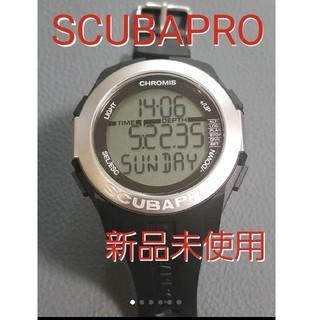スキューバプロ(SCUBAPRO)の新品 スキューバプロ クロミス ダイブコンピューター スキューバダイビング(マリン/スイミング)