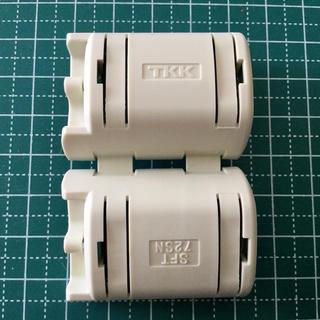 電磁波ノイズ対策 ワンタッチフェライトクランプ(SFT-72SN) (その他)