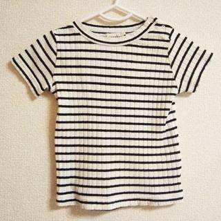 ブランシェス(Branshes)のブランシェス ボーダー Tシャツ 80(Tシャツ)