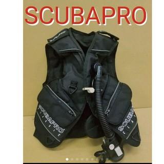 スキューバプロ(SCUBAPRO)のスキューバプロ クラシックBC  スキューバダイビング SCUBAPRO(マリン/スイミング)