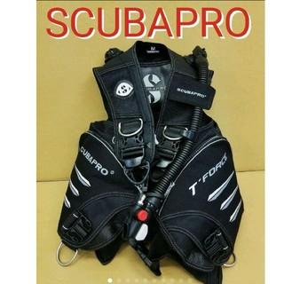 スキューバプロ(SCUBAPRO)のスキューバプロ BCD T-FORCE ダイビング SCUBAPRO(マリン/スイミング)