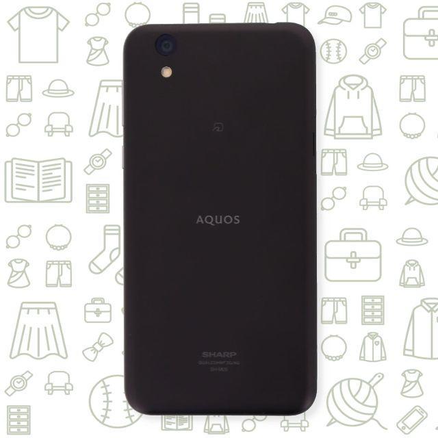 AQUOS(アクオス)の【C】AQUOSsenselite/SH-M05/32/SIMフリー スマホ/家電/カメラのスマートフォン/携帯電話(スマートフォン本体)の商品写真
