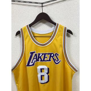 ミッチェルアンドネス(MITCHELL & NESS)のレイカーズ NBA(Tシャツ/カットソー(半袖/袖なし))