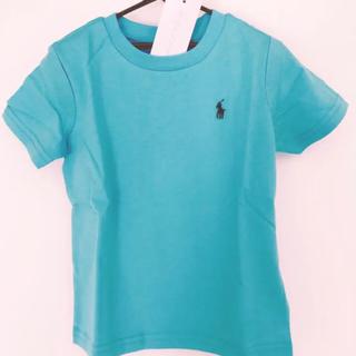 ポロラルフローレン(POLO RALPH LAUREN)のラルフローレン ralphlauren Tシャツ 85 ブルー ベビー(Tシャツ)