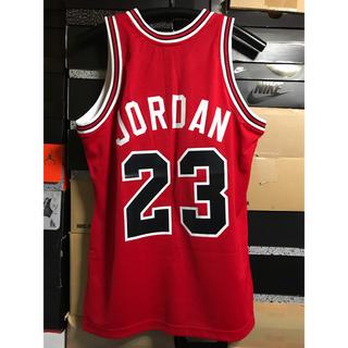 NBA シカゴ ブルズ マイケル ジョーダン オーセンティック ユニフォーム