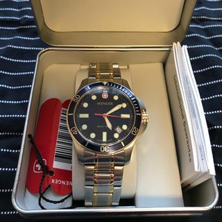 ウェンガー(Wenger)のWENGER 7234X/T バタリオン(腕時計(アナログ))