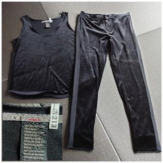 ダブルスタンダードクロージング(DOUBLE STANDARD CLOTHING)のダブルスタンダード  カットソー+パンツ 2点セット(セット/コーデ)