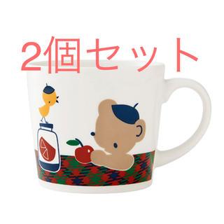 ファミリア(familiar)のファミリア マグカップ 2個セット(マグカップ)