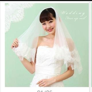 結婚式 ベール(ヘッドドレス/ドレス)