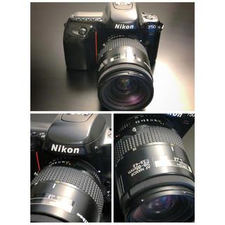 ニコン(Nikon)のNikon F50/AF NIKKOR 28-85mm f3.5-4.5 動作品(フィルムカメラ)
