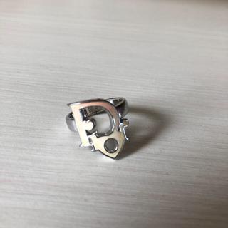 ディオール(Dior)のDior ロゴ Rainbow Ring(リング(指輪))