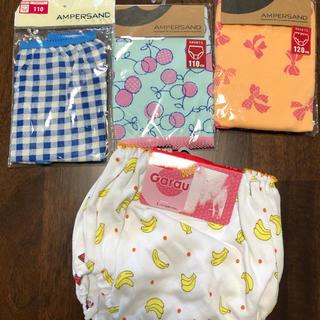 アンパサンド(ampersand)の女の子 新品未使用下着 パンツ5枚(下着)
