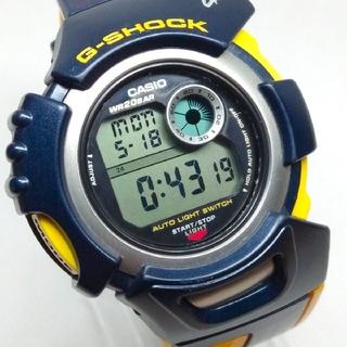 ジーショック(G-SHOCK)の希少!X-treme G-LIDE DWX-101-9T G-SHOCK(腕時計(デジタル))