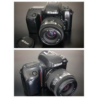 ニコン(Nikon)のNikon F50/AF NIKKOR 35-70mm f3.3-4.5 動作品(フィルムカメラ)
