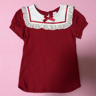 シャーリーテンプル(Shirley Temple)のセーラー襟 Tシャツ シャーリーテンプル(Tシャツ/カットソー)