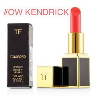 トムフォード(TOM FORD)の【新品】TOM FORD リップ 【#OW KENDRICK】(口紅)