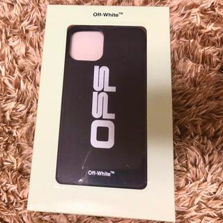 オフホワイト(OFF-WHITE)の★在庫処分セール★ 大人気オフホワイト iPhoneケース 11 pro(iPhoneケース)