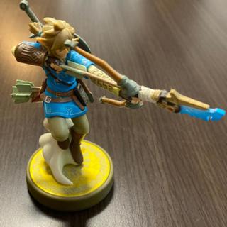 Nintendo Switch - アミーボ 弓リンク ゼルダの伝説