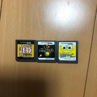 ニンテンドーDS(ニンテンドーDS)のDS ソフト(家庭用ゲームソフト)
