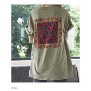 MACCIU TYPO T(Tシャツ(半袖/袖なし))
