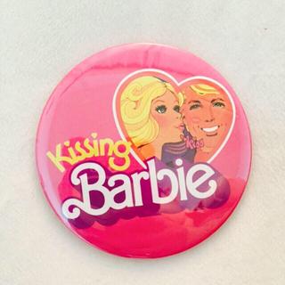 バービー(Barbie)のバービー バッチ(ブローチ/コサージュ)