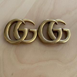 グッチ(Gucci)のGucci スニーカー ggロゴ金具 2個セット(その他)