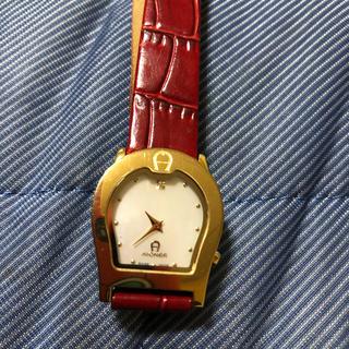 アイグナー(AIGNER)のAIGNER レディース ウォッチ 電池交換済み(腕時計)