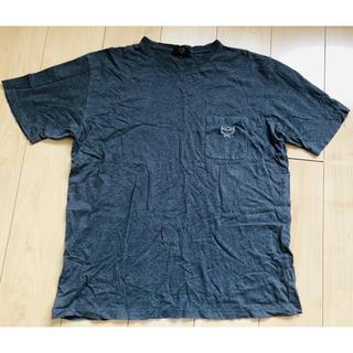 エムシーエム(MCM)のMCM 半袖 ワンポイント Tシャツ カットソー 90s(Tシャツ/カットソー(半袖/袖なし))