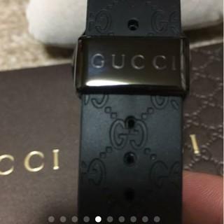 グッチ(Gucci)のGUCCIのアイグッチ(腕時計(デジタル))
