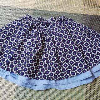 クミキョク(kumikyoku(組曲))のKUMIKYOKU リバーシブルスカート(スカート)