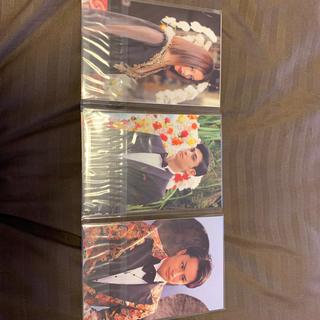 コンフィデンスマンjpプリンセス編ポストカード(印刷物)