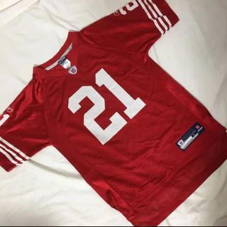 リーボック(Reebok)の《6》kids Msize NFL Reebok #21 GORE(Tシャツ/カットソー)