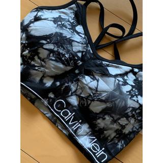 カルバンクライン(Calvin Klein)のカルバンクライン Calvin Klein スポーツブラ スポブラ ウェア ヨガ(ヨガ)