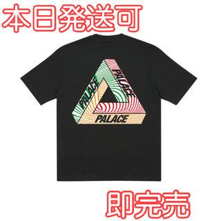 シュプリーム(Supreme)のpalace Tri-Tex tee Black XL supreme (Tシャツ/カットソー(半袖/袖なし))
