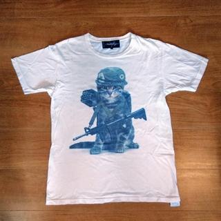 ミルクボーイ(MILKBOY)のミルクボーイ 猫tシャツ milkboy milk(Tシャツ/カットソー(半袖/袖なし))
