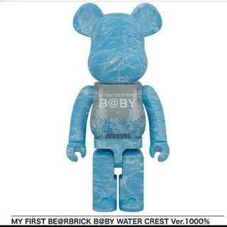 MY FIRST BE@RBRICK B@BY WATER 1000%(その他)