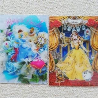 Disney - ポストカード セット!半額処分品! シンデレラ ベル