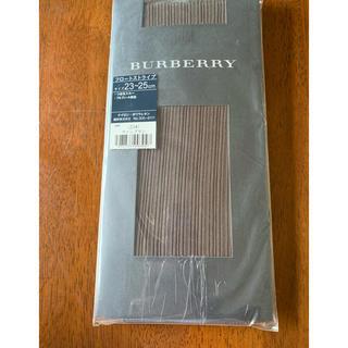 バーバリー(BURBERRY)のBurberry 膝下タイツ(タイツ/ストッキング)