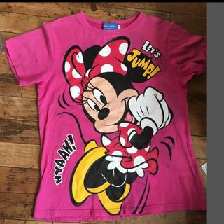 デイジー(Daisy)のディズニーリゾート 限定 ミニー Tシャツ 150(Tシャツ/カットソー)