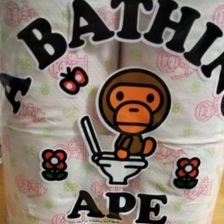 アベイシングエイプ(A BATHING APE)の A BATHING APEトイレットペーパー(その他)