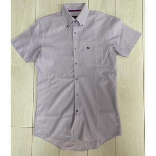 バーバリーブラックレーベル(BURBERRY BLACK LABEL)のBURBERRY BLACK LABEL半袖シャツ(シャツ)