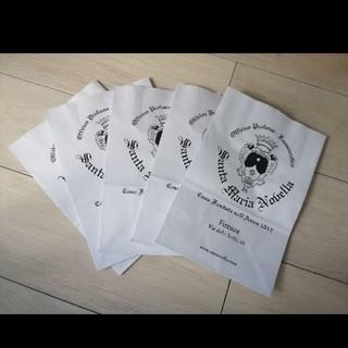 サンタマリアノヴェッラ(Santa Maria Novella)のサンタマリアノヴェッラ 紙袋 5枚セット(香水(女性用))