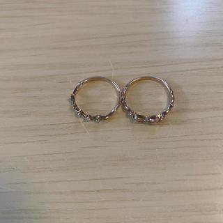 ジルスチュアート(JILLSTUART)のジル・スチュアートシルバーリング☆(リング(指輪))