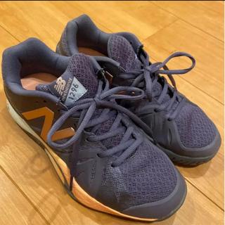 ニューバランス(New Balance)の専用 ニューバランス テニスシューズ SAJRXSI9X  24㎝(シューズ)