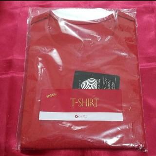 シャルレ(シャルレ)のシャルレ Tシャツ(wool100%)(Tシャツ(長袖/七分))