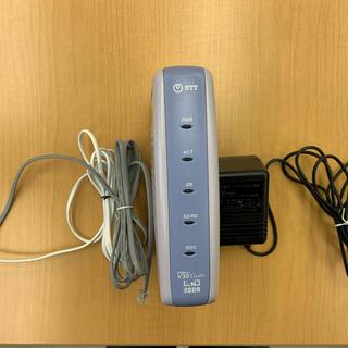 エヌティティドコモ(NTTdocomo)のISDN メイトV30SI im NTT東日本製(PC周辺機器)
