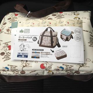 スヌーピー(SNOOPY)のロゴス✖️スヌーピー  コラボ 保冷バッグ(その他)